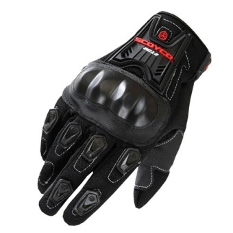Scoyco KNIGHT men and women bike drop-resistant riding gloves half finger gloves