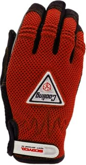 Scoyco(R) LE-Series LE-01 Motorcycle Gloves Reflective (Orange) (M) Price Philippines