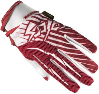 "Scoyco(R) MX-Series MX-48 Motorcycle Gloves ""Lycra"" MaterialMotocross MX Racing (Red) (XL) Price Philippines"