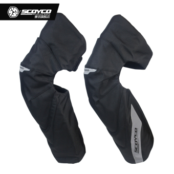 Scoyco warm wind drop-resistant men motorcycle knee