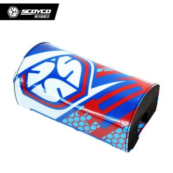 Scoyco(R) Z-Series Z09B Motorcycle Bar Foam Pads Guards Protector(Blue) Price Philippines
