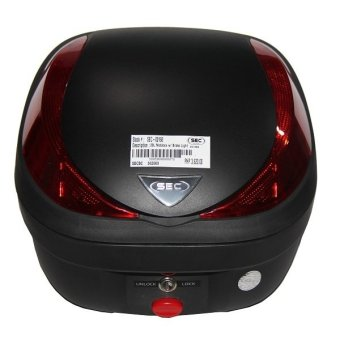 Sec 00168 Motobox 28L with Brake Light