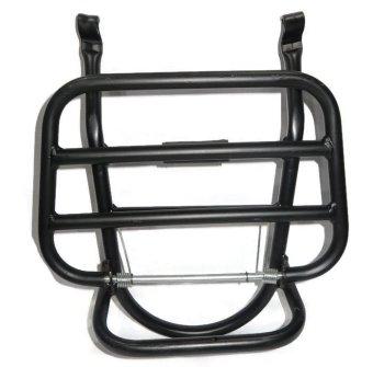 Sec 00304 Vespa LX150 Front Bracket (Black)