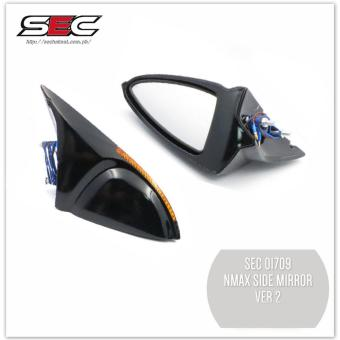 SEC 01709 YAMAHA NMax Side Mirror Version 2