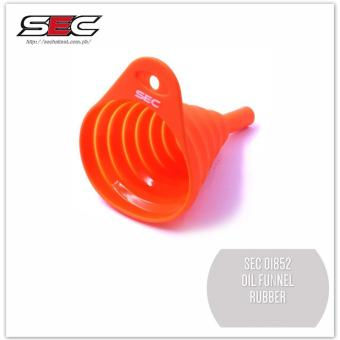 SEC 01852 Motorcyle Oil Funnel Rubber