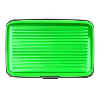 Security Credit Card Wallet (Green)