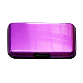 Security Credit Card Wallet (Violet)
