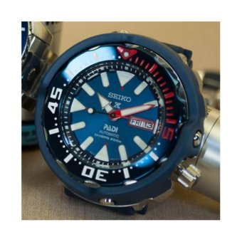 Seiko SRPA83k1 PADI TUNA Special Edition Divers Watch - 3