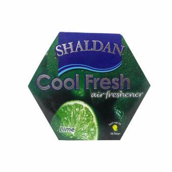 Shaldan Cool Fresh Lime 60g 5's 780125 - 3