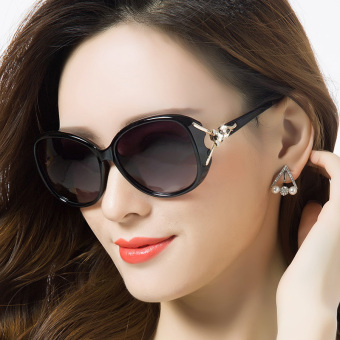 SHININGSTAR female celebrity inspired SUN glasses New style SUN mirror