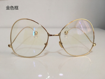 SHININGSTAR New style celebrity inspired Korean style glasses