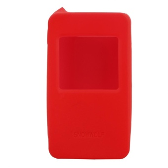 Silicone Holder Cover Case Pouch Sleeve For Snowwolf 200w Plus RD -intl