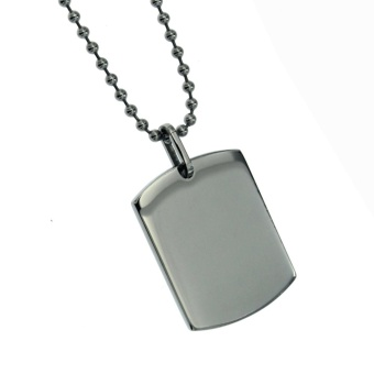 Silverworks X1861 Dogtag With Free Engraving Voucher
