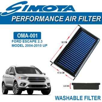 SIMOTA Performance Air Filters for Ford Escape 2.3 OMA-001 Price Philippines