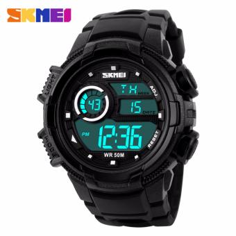 Skmei 1113 Fashion Sport Watch Men SKMEI Brand Men's Digital Waterproof Military Watches Alarm Outdoor LED Casual Wristwatches Male Clock