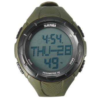 SKMEI 1122 Men's Sport Waterproof LED Digital Wrist Watch