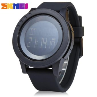 SKMEI 1142 LED Digital Alarm Chronograph Waterproof Men Sport Watch