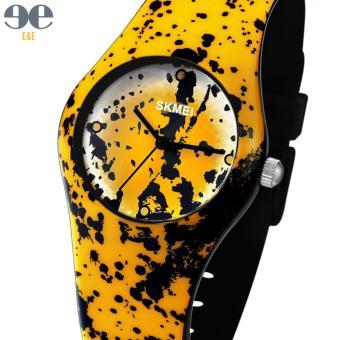 SKMEI 6056xzp Student's Multifunction Waterproof Luminous Silicone Strap Sports Quartz Watch - 4