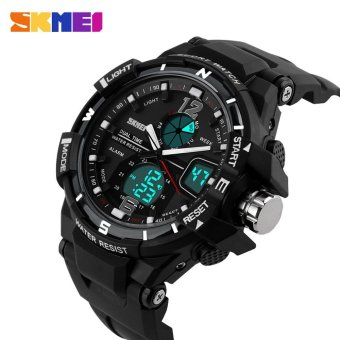 SKMEI Hot Sale Fashion Man Wristwatch Men's Sport Watch - Intl Price Philippines