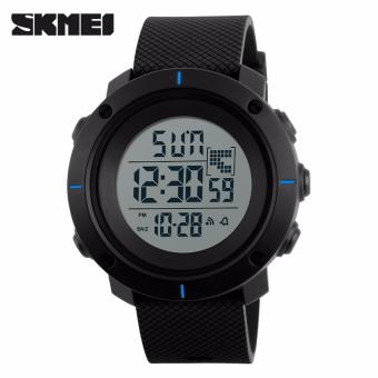 Skmei Silicone Strap Unisex Watch 1213 (Blue) Price Philippines