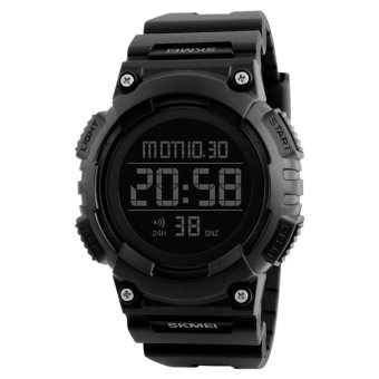 SKMEI Watch 1248 Brand Sports Watches Men Outdoor Fashion Digital Watch - intl