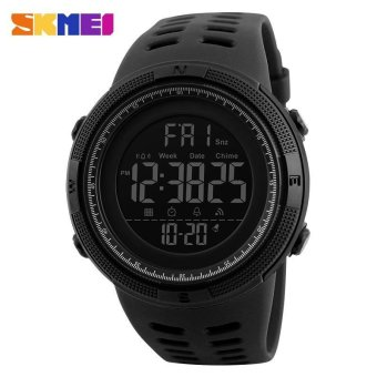 SKMEI Watch 1251 Famous Luxury Brand Mens Sport Watches ChronoCountdown Men Waterproof Digital Watch military Clock FashionRelojes Hombre - intl - 2
