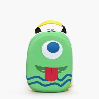 SM Kids Monster Backpack (Green) Price Philippines