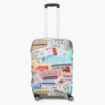 SM Stationery Tickets Small Luggage Cover