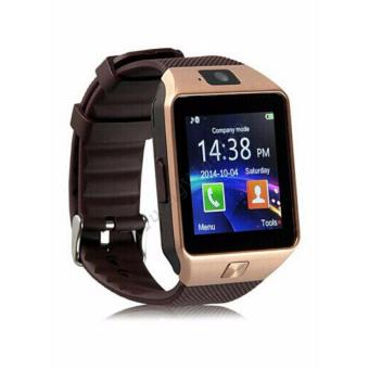 Smart Watch Bluetooth For Android and IOS With Sim Card Slot (BLACK) - 4