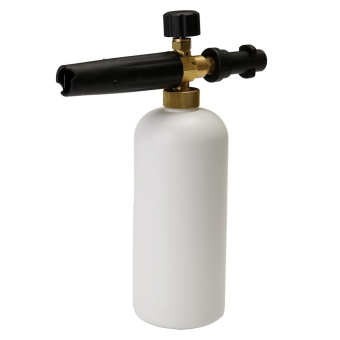 Snow Foam Lance 1L Soap Bottle Blaster For Karcher K Series Car Pressure Washer - intl