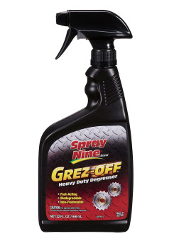 Spray Nine Grez-Off Heavy Duty Degreaser 32 oz.
