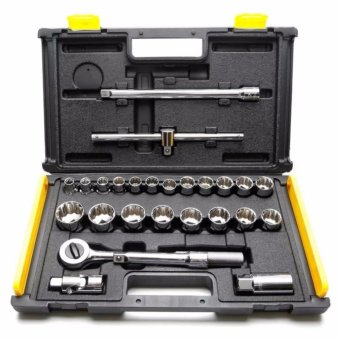 Stanley 1/2 Drive 27-piece Socket Wrench Set