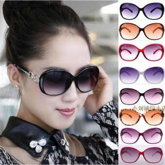 Stylish gradient color hot selling sunglasses Shishang sun mirror