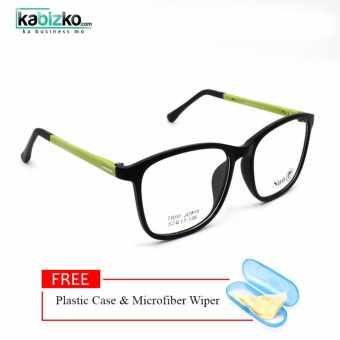 Sun Executive Computer Eyeglasses TR90 Frame Replaceable Lens Unisex Eyewear