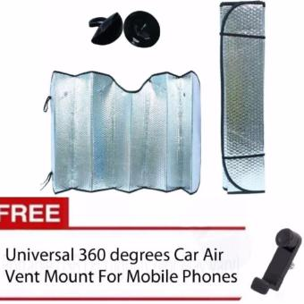 Sun Shade with FREE Universal 360 degrees car mount