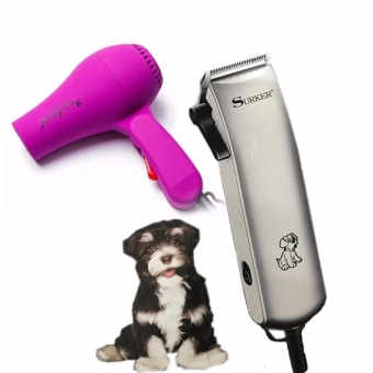 Surker Pet Hair Clipper(SK-107)-Hair Dryer Salon Compact Price Philippines