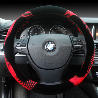 Suzuki Alto plush winter Steering Wheel Cover