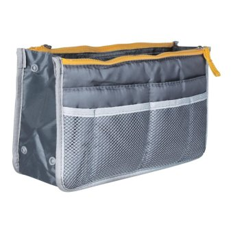 Taikinima Dual Bag in Bag Organizer (Gray)
