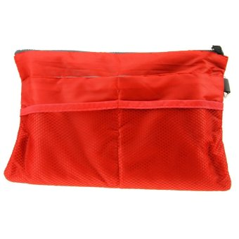Taikinima Dual Bag in Bag Organizer(Red)