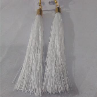 Tassel Earring Long - Limited Edition Price Philippines