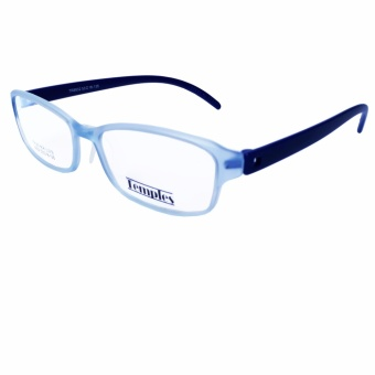 Temples RX Basic unisex Frames TR8832 C3 Blue Price Philippines