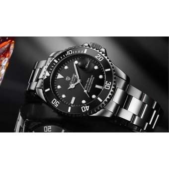 TEVISE Mens Fashion Sport Automatic Mechanical Watch Men Top Brand Luxury Full Steel Clock Waterproof Watches Relojes Masculino - intl - 2