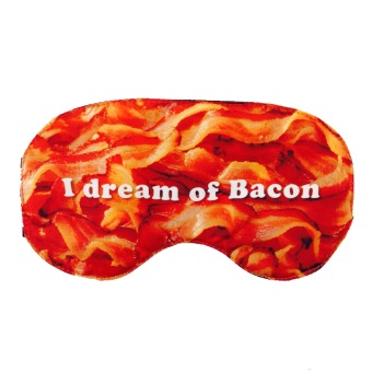 Tickles I Dream Of Bacon Eye Mask (Brown) Price Philippines