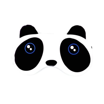 Tickles Panda Kawaii Eye Mask (White) Price Philippines