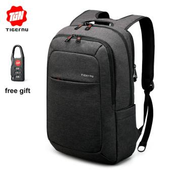 Tigernu 15 inches Waterproof Causal Business Backpack Fit for 10.1-15.6 inches Laptop - intl