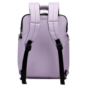 Tigernu School Youth Teenager Waterproof Anti-theft Bag ShoulderColorful Laptop Backpack T-B3153(Black) - 3