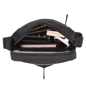 Tigernu Waterproof Men's Casual Business Shoulder Messenger Bag for Phone&Wallet 5108 - intl - 5