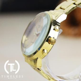 Timeless Manila Charlie Gold Metal Watch (Women) Buy 1 Take 1 - 3