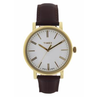 Timex Classic Leather Watch for Women TWH0Y0910