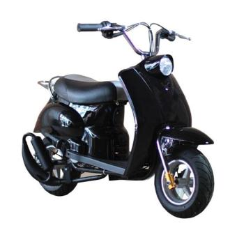 Tinker Motors 49 cc CSR Classic Pocket Rocket Scooter (Black) Price Philippines